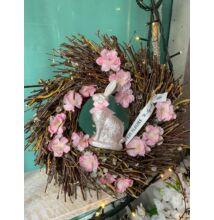 Rózsaszín nyulas kopogató