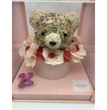 Limited Virágmaci/pink -rózsaszín doboz