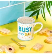 Busy Being a Dad Mug