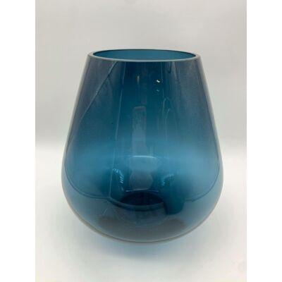 Kék váza 23x20x20