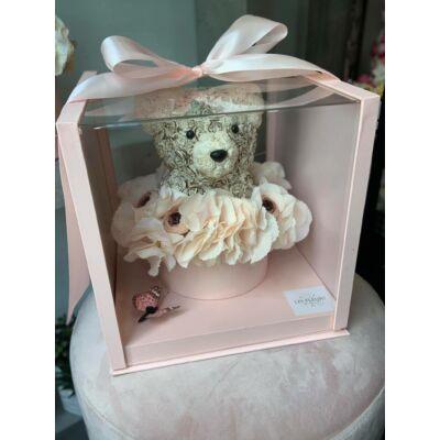 Limited Virágmaci -rózsaszín doboz