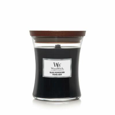 WoodWick közepes üveg Black Peppercorn