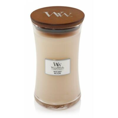 Nagy White Honey Woodwick